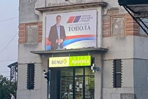 Vučićev bilbord u Topoli izazvao politički RAT!