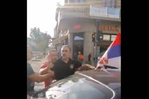 Levijatan pokušao da prekinu konferenciju Marinike Tepić u Kragujevcu, tvrdi SSP (VIDEO)